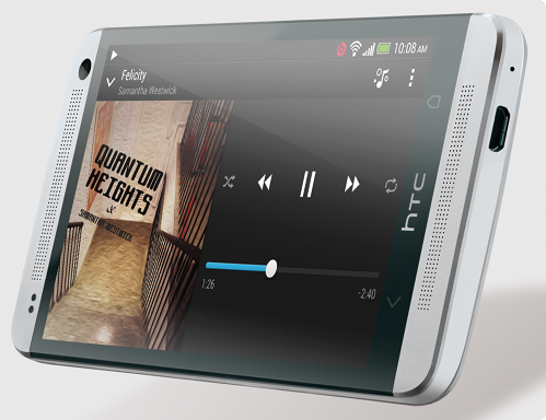El nuevo HTC One