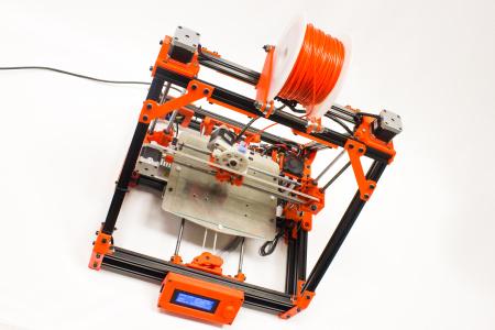 BCN3D: una impresora doméstica en 3D