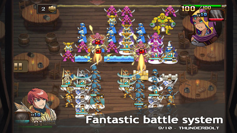 Might and Magic Clash of Heroes, relanzado en iOS