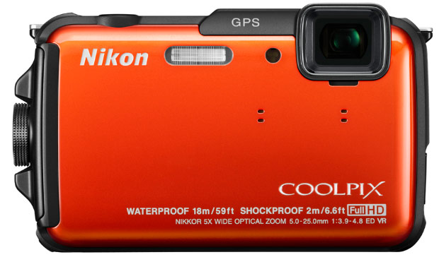 Nueva compacta todoterreno, Nikon CoolPix AW110,