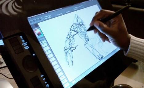 Wacom confirma que está trabajando en un tablet
