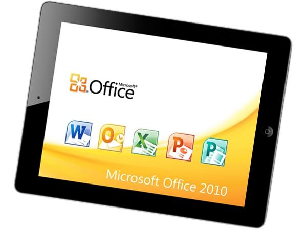 Office para tablets, ¿el fin del portátil?