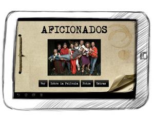 Aficionados, llegan las películas en formato app