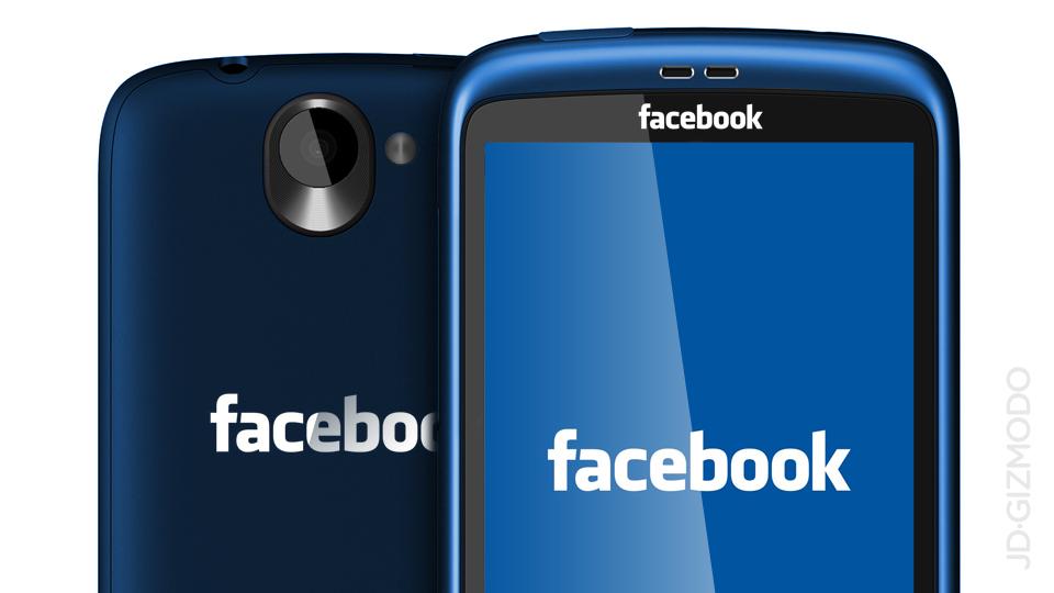 Vuelven los rumores sobre un teléfono Facebook