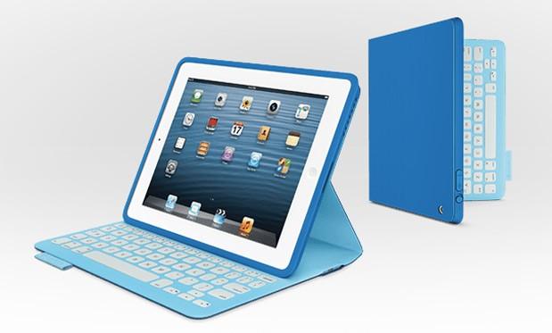 Logitech trae una nueva funda con teclado para el iPad.