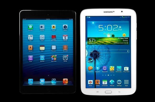 ¿iPad Mini o Galaxy Note 8.0?
