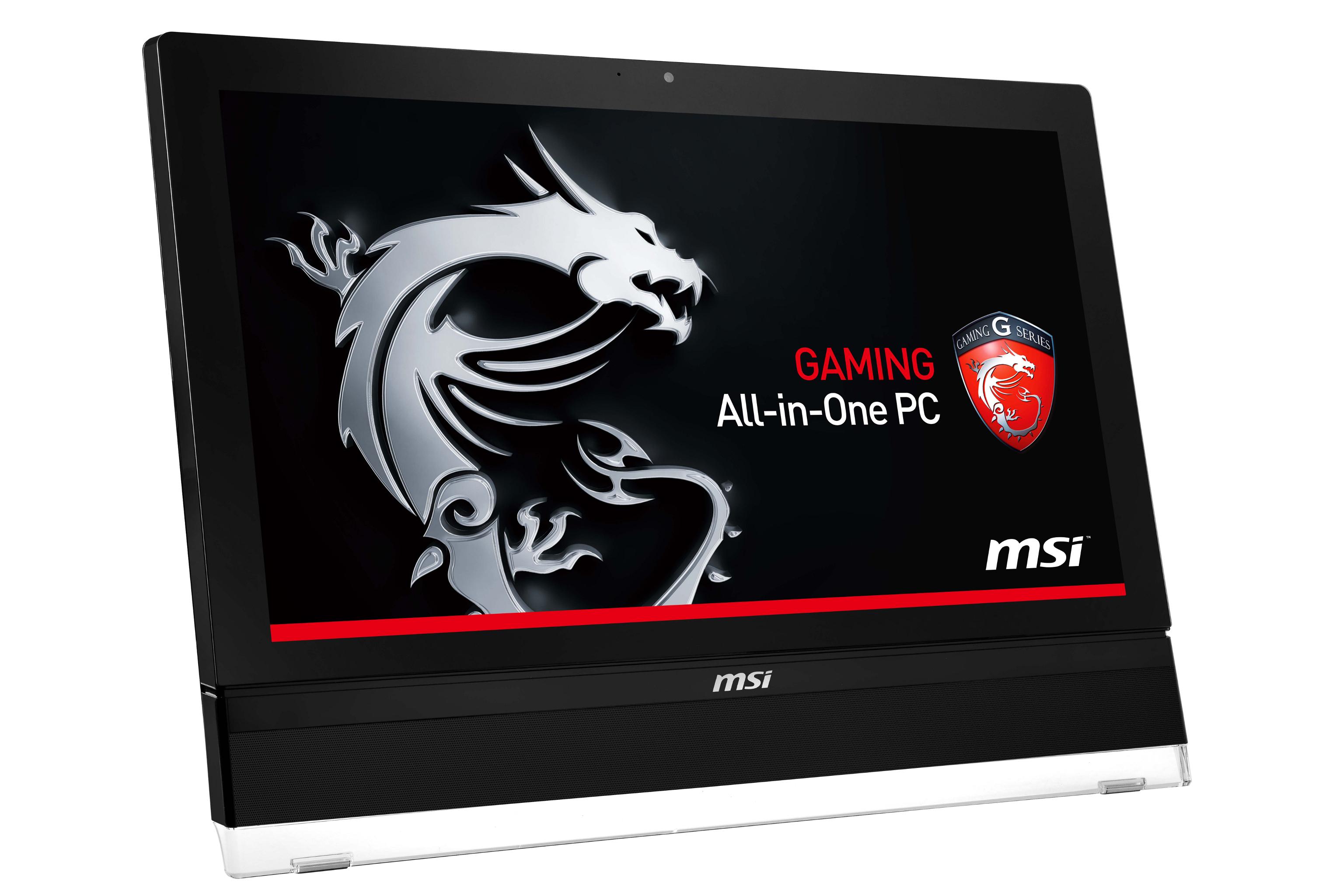 MSI lanza un ordenador todo en uno para gamers