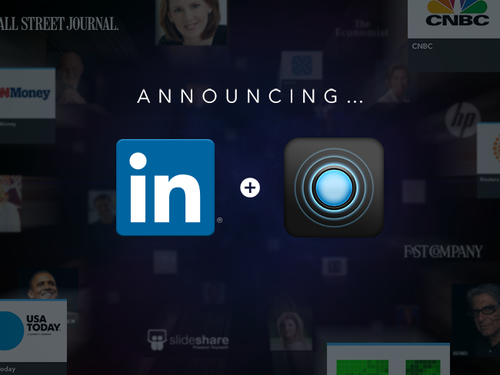 LinkedIn compró el lector de noticias Pulse