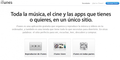 Microsoft quiere una aplicación de iTunes para Windows 8