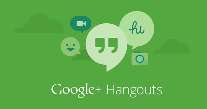 Google Hangouts, una novedad de la Google i/o
