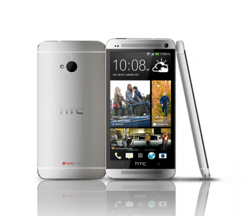 HTC One vendió cerca de 5 millones de unidades desde su lanzamiento