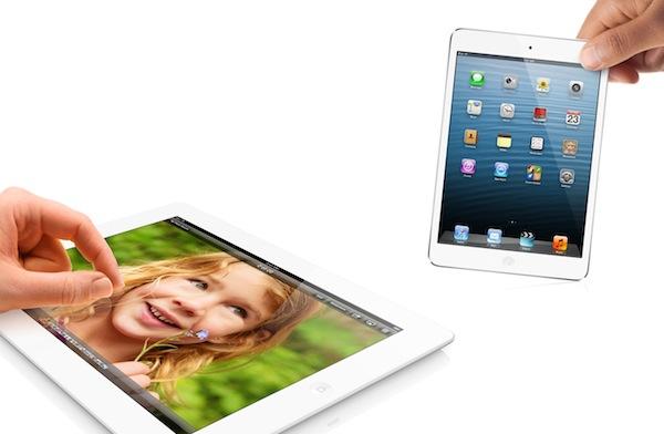 La pantalla Retina para el iPad Mini comenzará a producirse en verano