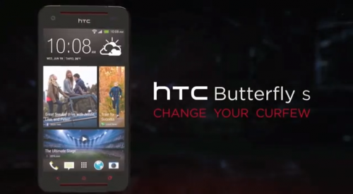 HTC Butterfly S, nuevo móvil Android que destila pura potencia
