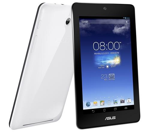Asus lanza el nuevo MeMo Pad HD 7
