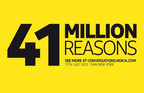 Las 41 millones de razones de Nokia