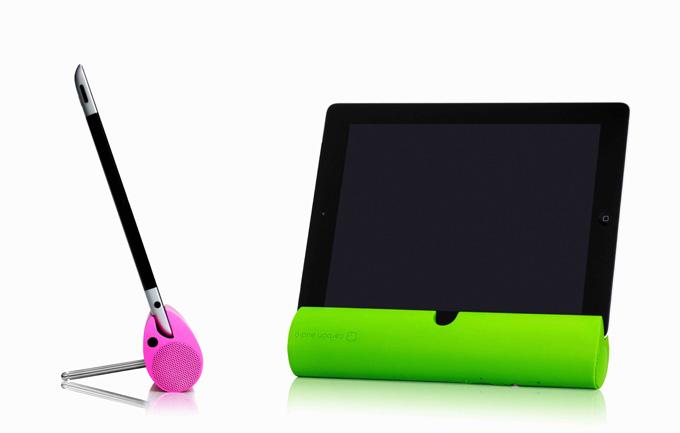 Zooka Bluetooth, un altavoz para tablets de lo más original