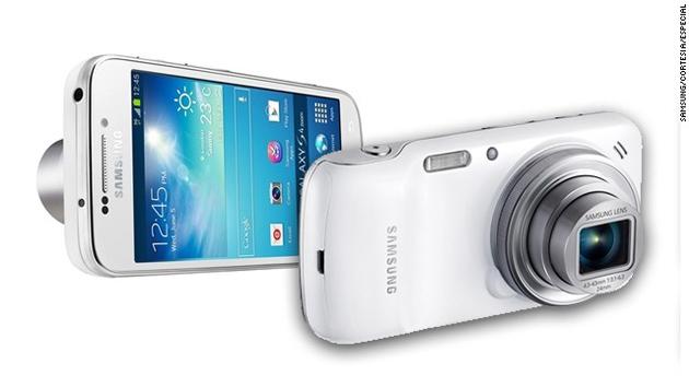 ¿Sustituye el Samsung Galaxy S4 Zoom a una cámara?