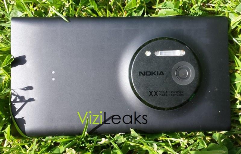 Se filtran imágenes del Nokia EOS