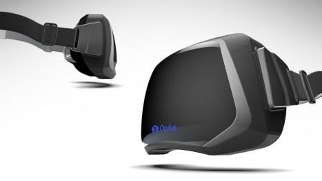 Oculus Rift, la nueva realidad virtual recibe una dosis de financiación.