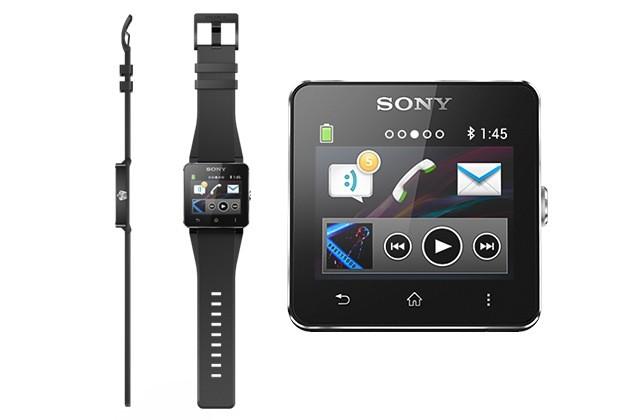 Sony Smartwatch 2, segunda versión de un pionero que también nos da la hora.