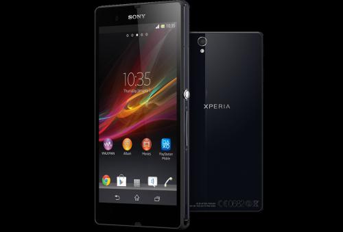 """Sony lanzaría un Xperia Z """"Google Edition"""""""