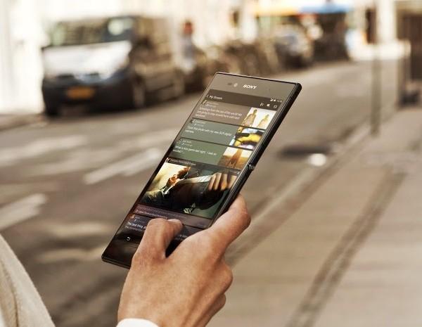 Nuevo Sony Xperia Z Ultra, sí, es un Phablet.