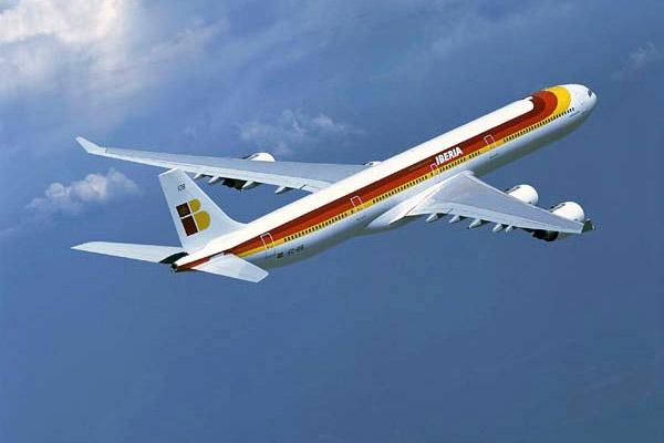 La flota de Iberia ya tiene WiFi en algunos aviones