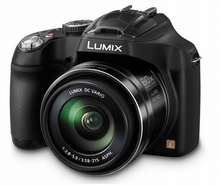 Panasonic Lumix FZ72 y su impresionante Zoom óptico de 60x