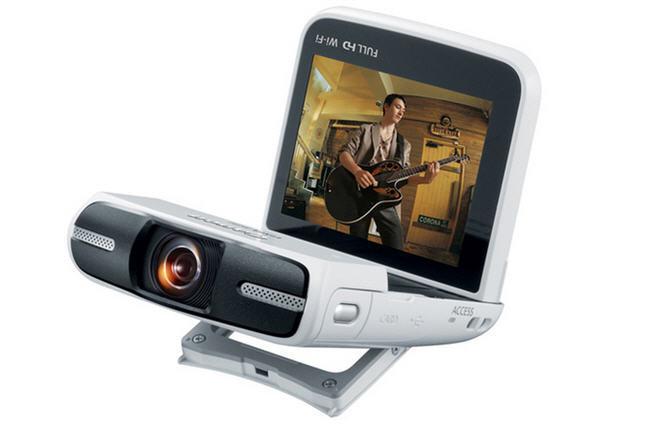 Canon Legria Mini, una micro cámara de vídeo