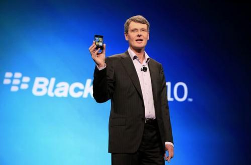 BlackBerry presentaría A10, un nuevo móvil de bandera