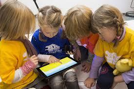 ¿Es aconsejable dejar la tablet a los niños?