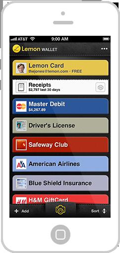 Lemon Wallet, una aplicación para guardar tus tarjetas y pagar con tu smartphone
