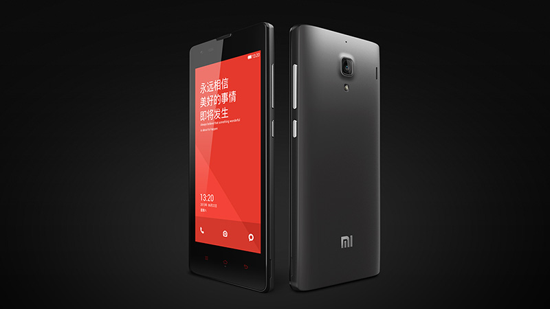 Xiaomi Red Rice, un teléfono muy asequible llegado de China