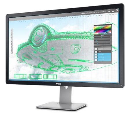 Dell ya tiene su impresionante monitor 4k en 32 pulgadas