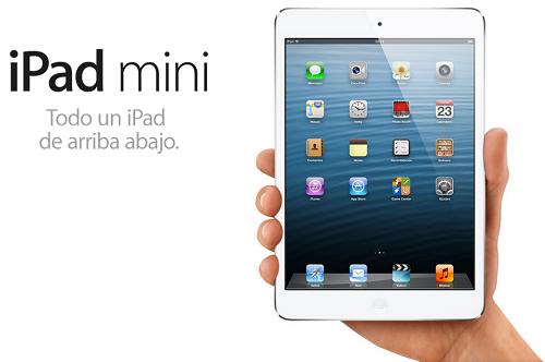 El nuevo iPad Mini usaría pantallas de Samsung