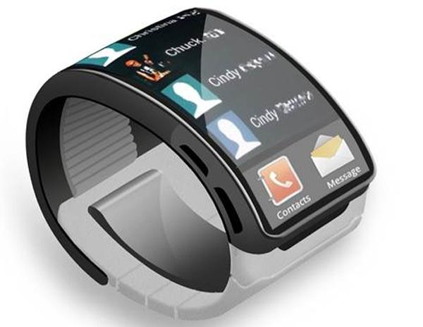 Samsung Galaxy Gear llegará en septiembre