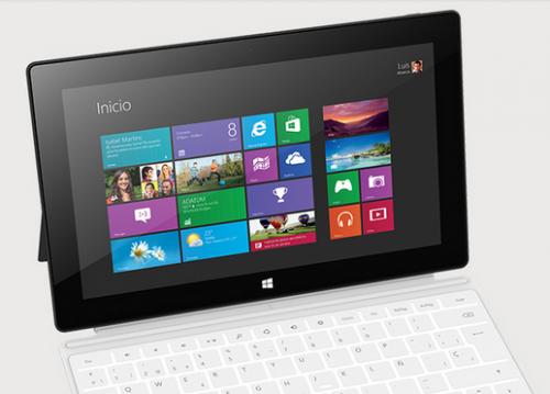 NVIDIA trabaja en una nueva tablet Surface