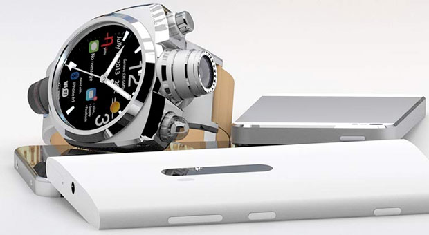 Hyetis Crossbow, el smartwatch más completo del momento.