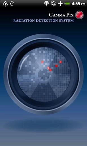 Gammapix, detecta la radiactividad en tu smartphone