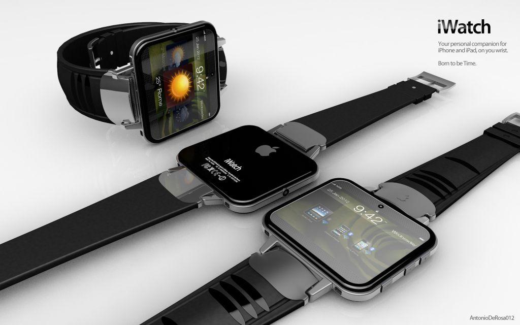 El iWatch de Apple podría llegar en 2014