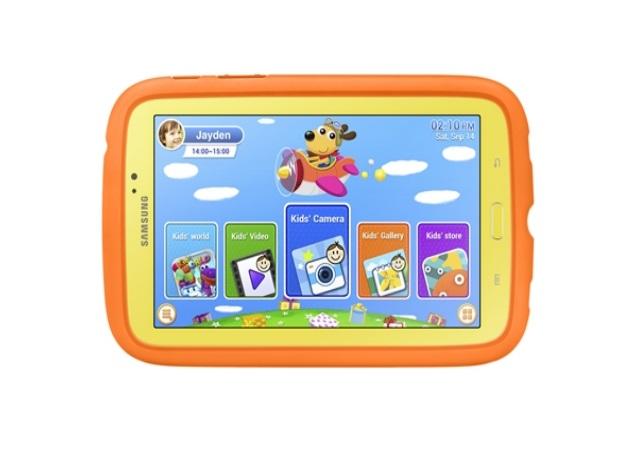 Galaxy Tab 3 Kids, la tablet infantil de Samsung