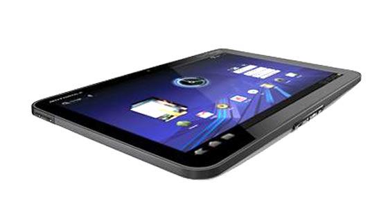 Motorola prepara una nueva tablet