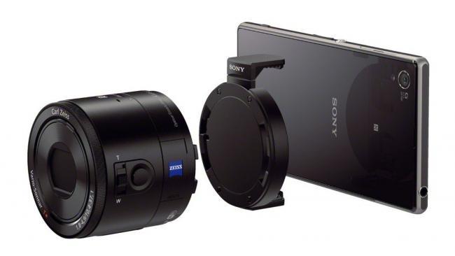 Sony nos presenta los objetivos para smartphones que ya conocíamos
