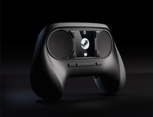 El último anuncio de Valve lo protagoniza el Steam Controller