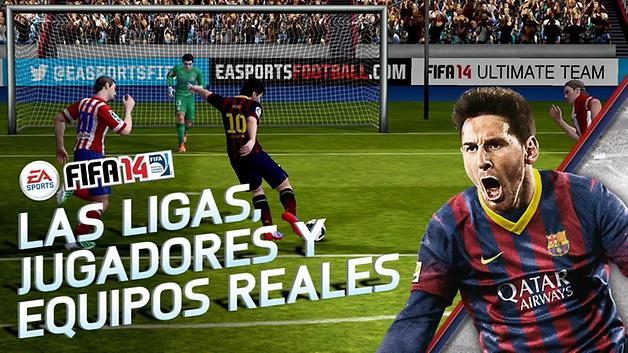 FIFA 14 gratis para Android