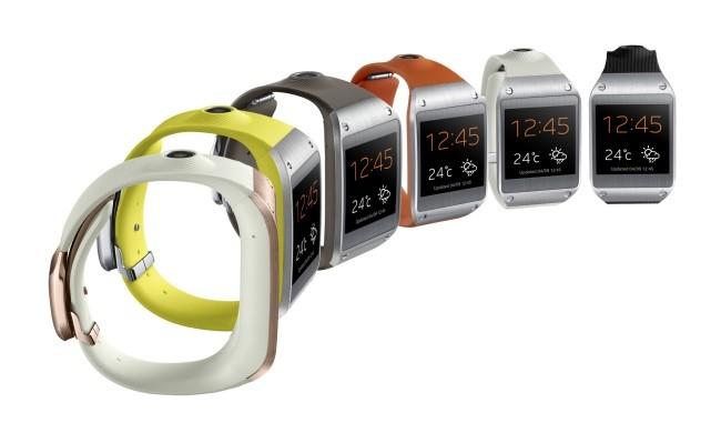 Samsung hace oficial su primer smartwatch, el Samsung Gear