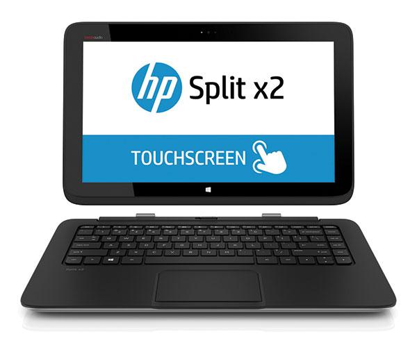 Conoce a HP Split x2, la portátil que se convierte en tablet