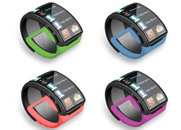 Primeros rumores sobre el Samsung Galaxy Gear