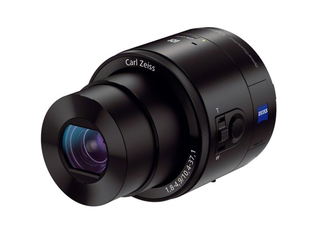 Cyber-shot QX100: el zoom de Sony que se dispara a distancia