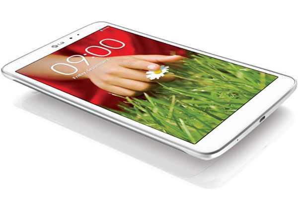 LG da a conocer su nuevo 'tablet' LG G Pad 8.3